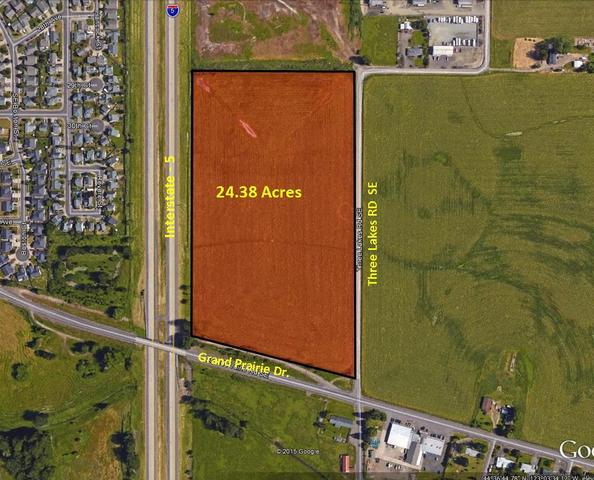 INVESTMENT –  DEVELOPMENT GROUND, ALBANY, OR